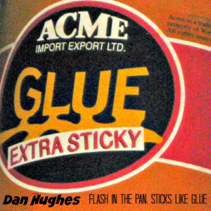 Flash in the Pan: Sticks Like Glue